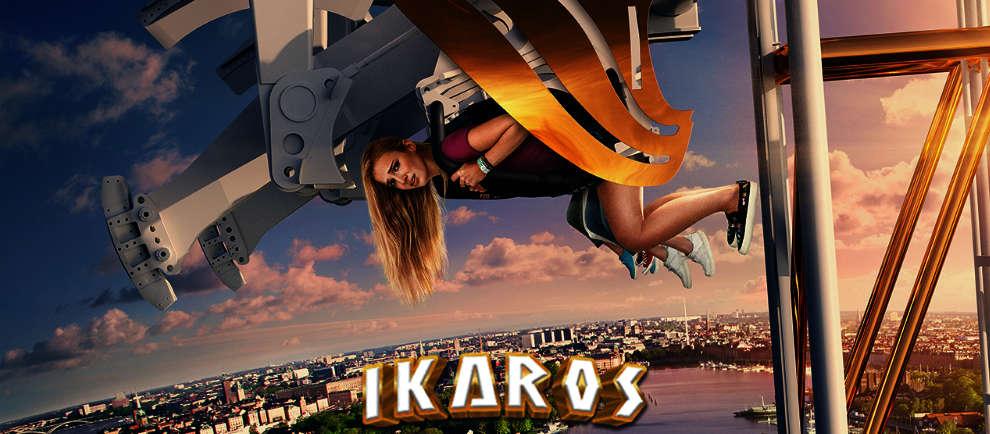 """""""Ikaros"""" (c) Gröna Lund"""