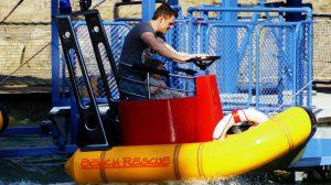 """Beach Rescue"" (c) Holiday Park"