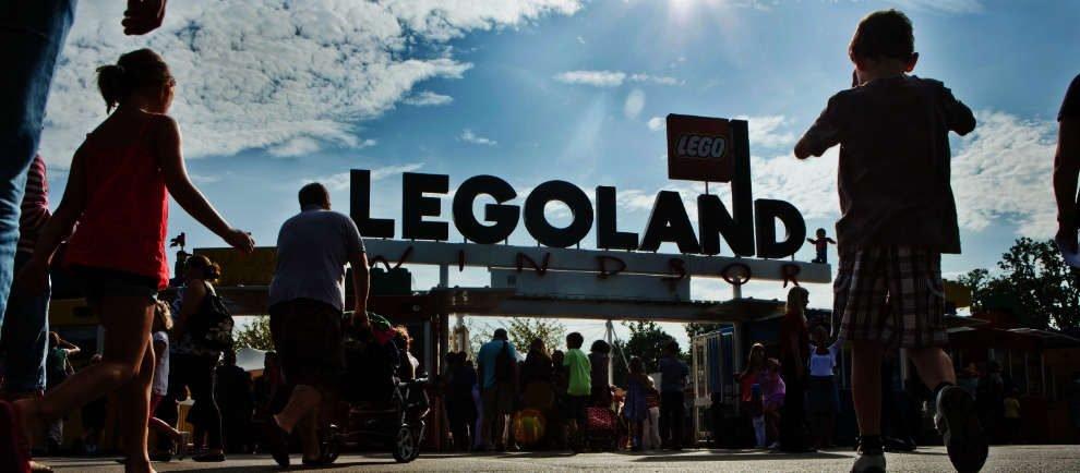 Hier beginnt das Abenteuer(c) Legoland Windsor