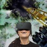 """In diesem Jahr ist es bereits möglich """"Valkyria"""" virtuell zu fahren (c) Liseberg"""