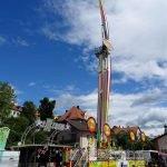 """Hier noch auf einem Kirmesplatz """"EXTREME"""". Nun ist sie im Freizeit-Land Geiselwind. (c) Ride-Index.de"""