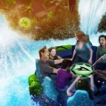 "So soll die ""Infinity Falls"" Abfahrt aussehen (c) Sea World Orlando"
