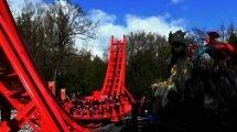 """""""DrakenNest"""" im Avonturenpark Hellendoorn (c) Youtube/Xtremerides"""