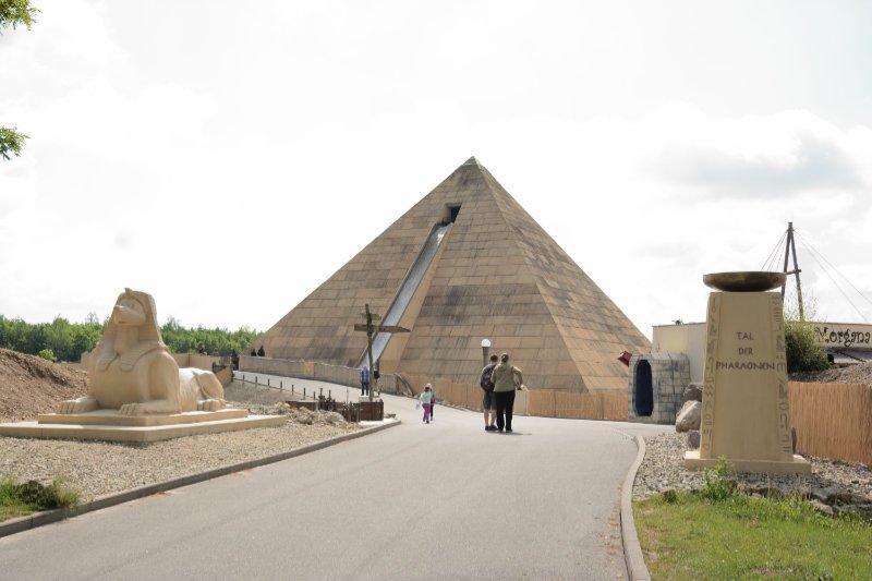 """Fluch des Pharaos"" (c) Maik Rimpl/ThemePark Central"