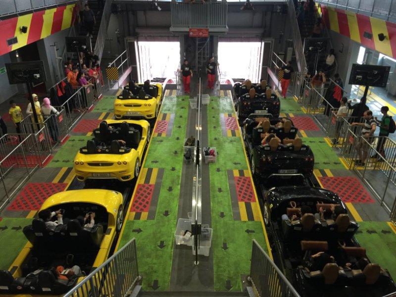 """Fiorano GT Challenge"" (c) TravellerCzech/ThemePark Central"