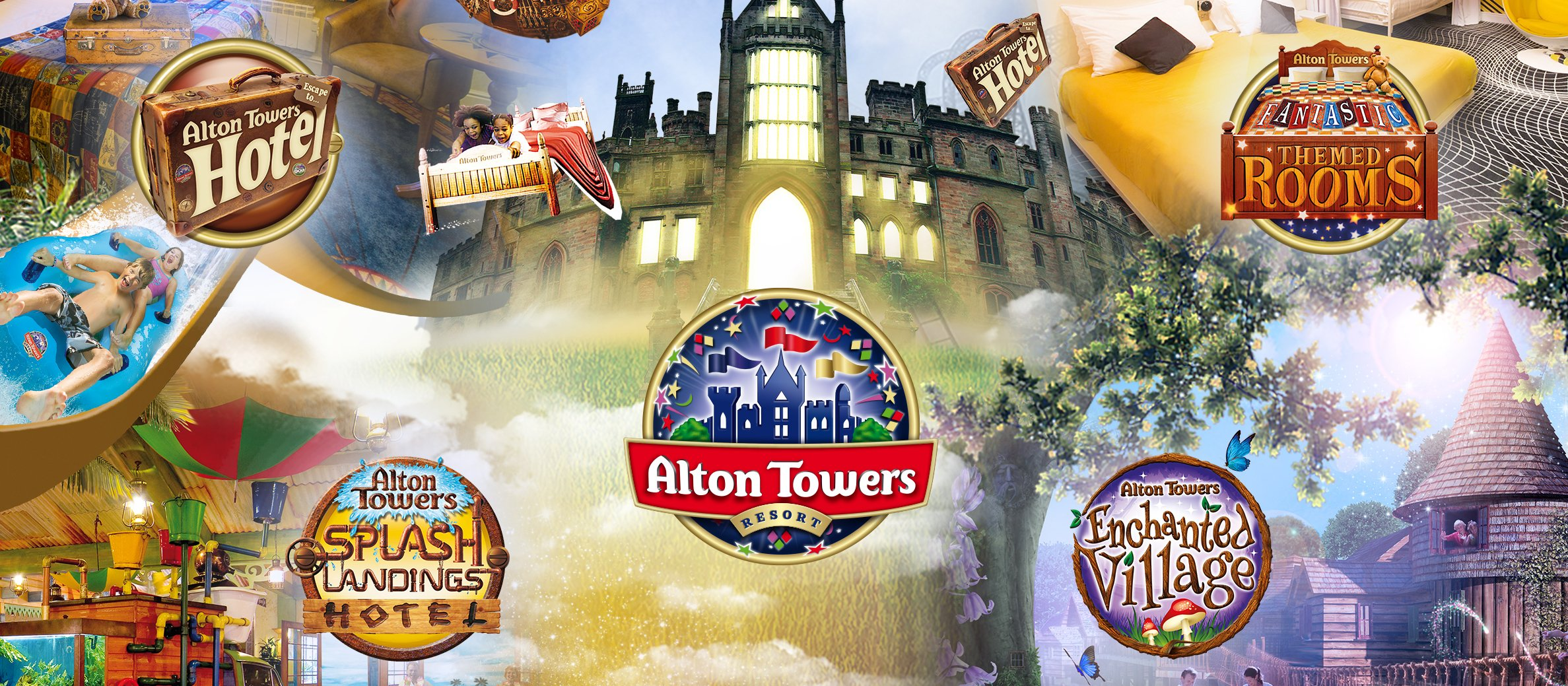 Alton Towers Midweek Offer