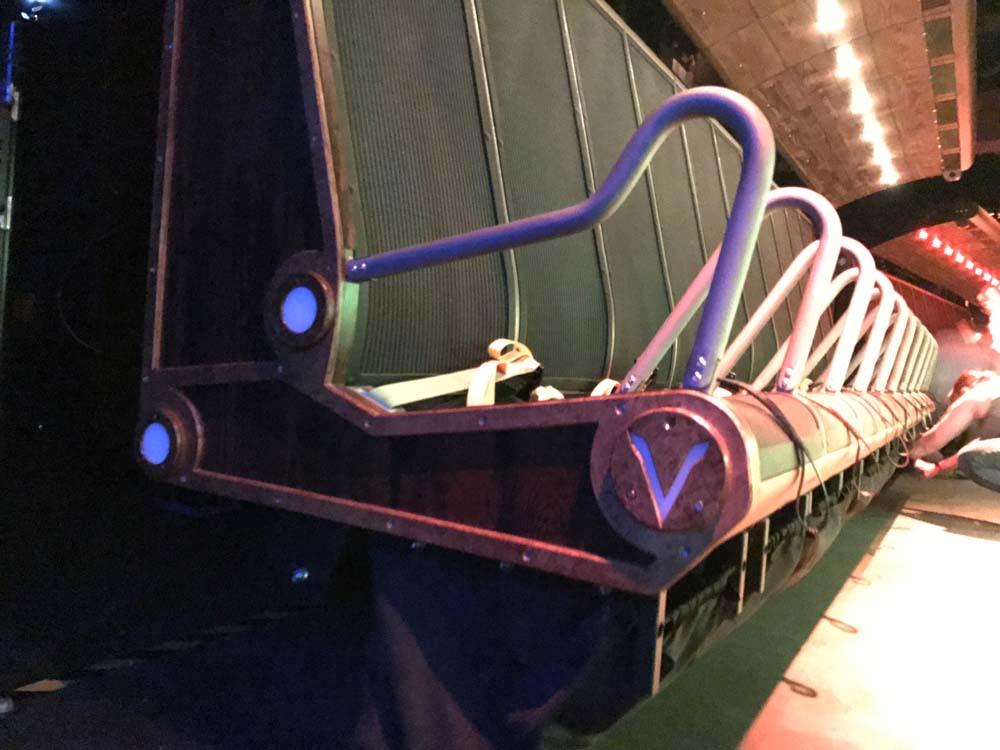 """Auch die """"Fluggeräte"""" sind liebevoll gestaltet (c) Dennis Vitt/ThemePark Central"""
