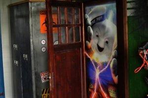 Selbst der Marshmallow Mann wartet im Heide Park Abenteuerhotel auf Euch!(c) Christopher Hippe/ThemePark Central