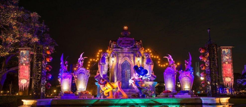 (c) Tokyo Disneyland