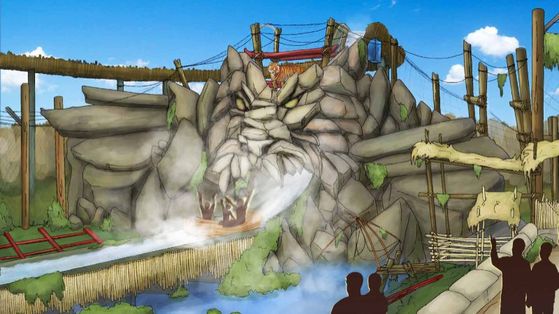 (c) Chessington World of Adventures