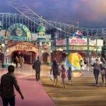 """""""Pixar Pier"""" (c) Disney"""