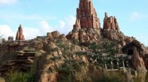 """Big Thunder Mountain"" im Disneyland Paris (c) Lars Fross/ThemePark Central"