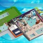 So könnte der Wasserpark aussehen (c) Plopsa