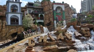"""Chiapas"" im Phantasialand (c) Christopher Hippe/ThemePark-Central.de"