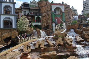 """Chiapas"" im Phantasialand (c) Christopher Hippe/ThemePark Central"