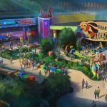 "So wird ""Toy Story Land"" (c) Disney"