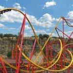(c) Six Flags Fiesta Texas