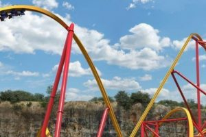 (c) Six Flags Fiesta Texas