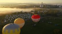 Ballonfestival im Europa-Park (c) Europa-Park