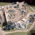 Das heute gezeigte Modell (c) Lars Fross / ThemePark Central
