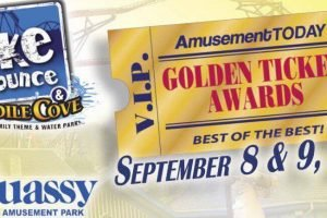 Golden Ticket Awards (c) Amusement Today