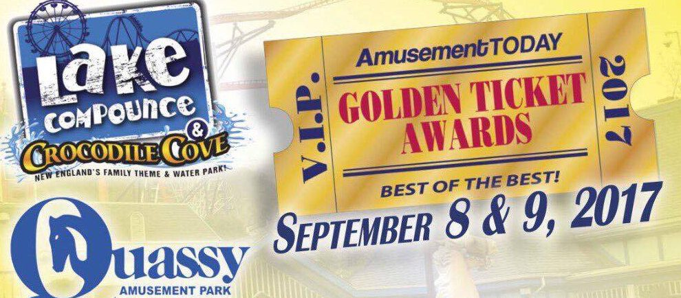Golden Ticket Awards (c) Amusement Today