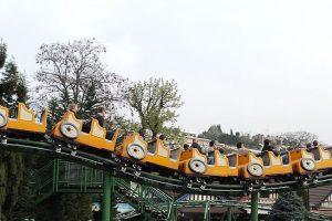 """Tacot Express"" im Jardin d'Acclimatation (c) http://www.parismalanders.com"