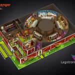 "So kann ""Farm Fair"" aussehen(c) Lagotronics Projects"