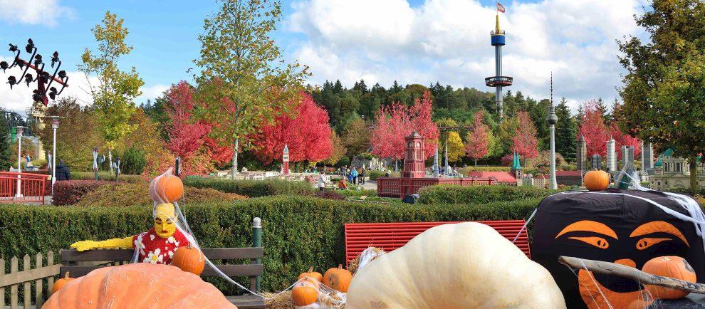 Halloween im Legoland (c) Legoland Deutschland