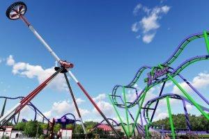 (c) Six Flags New England