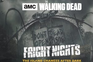 """The Walkind Dead"" erstmals Teil der Fright Nights (c) Thorpe Park"
