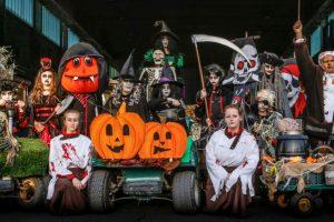 Halloween in Kernie´s Familienpark (c) Wunderland Kalkar