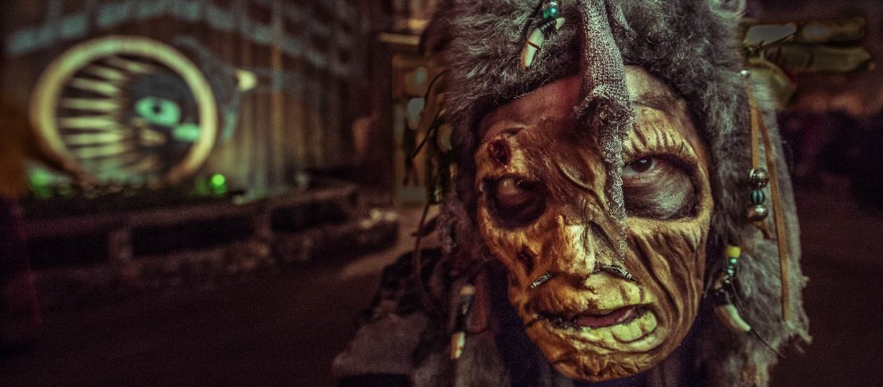 """""""Halloween Haunt"""" (c) Canadas Wonderland"""