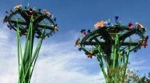 """""""Rainforest Drop Towers (c) Chimelong Ocean Park"""