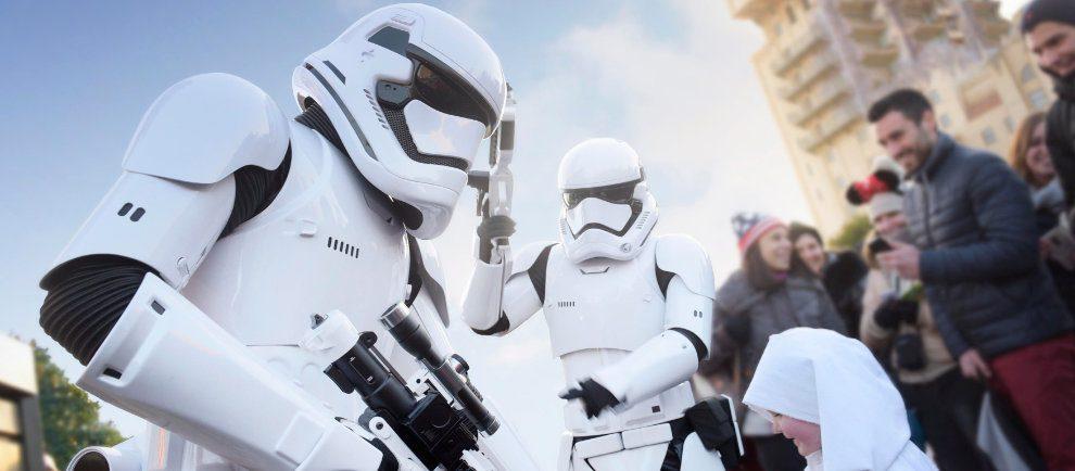 Star Wars kehrt 2018 erneut in den Park zurück (c) Disneyland Paris