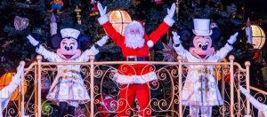 Einzigartiger Weihnachtszauber zu Mickys Geburtstag im Disneyland Paris