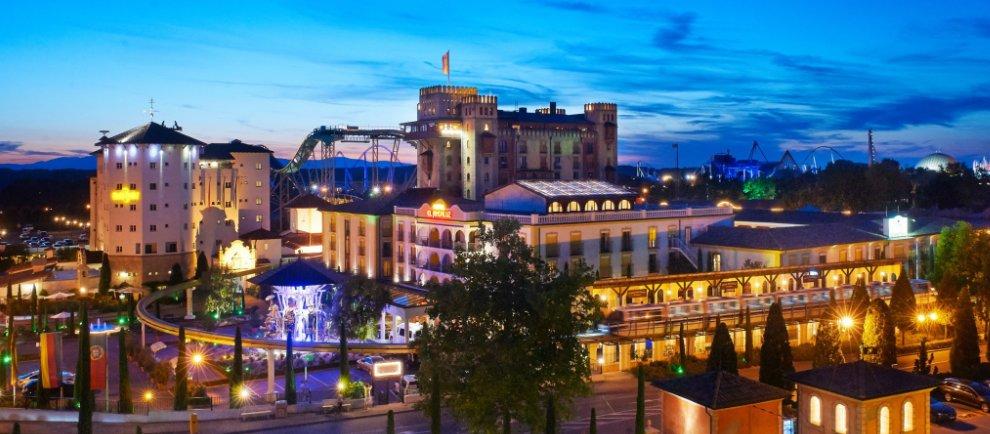Auch die Europa-Park Hotels haben einiges zu bieten (c) Europa-Park