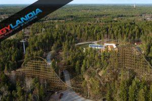 Erhält EnergyLandia bald seinen eigenen Rocky Mountain Construction Coaster? (c) Kolmarden / ThemePark Central