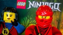 Nya und Kai in Ninjago World (c) Legoland Windsor