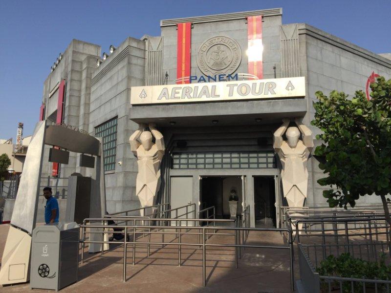 Eingangsbereich (c) TravellerCzech / ThemePark Central