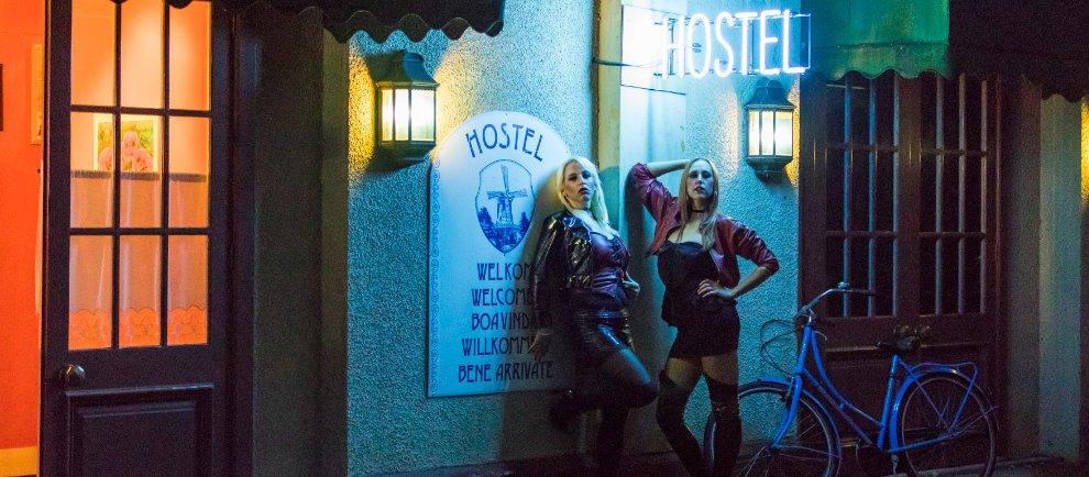 """Neu bei diesem Halloween Horror Fest ist die Maze """"Hostel"""". (c) Movie Park Germany"""