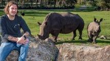 Torsten Frings übernimmt den Vorsitz der Stiftung (c) Serengeti-Park Stiftung