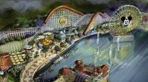 "Übersicht des ""Pixar Pier"" in Disney California Adventure (c) Disney"