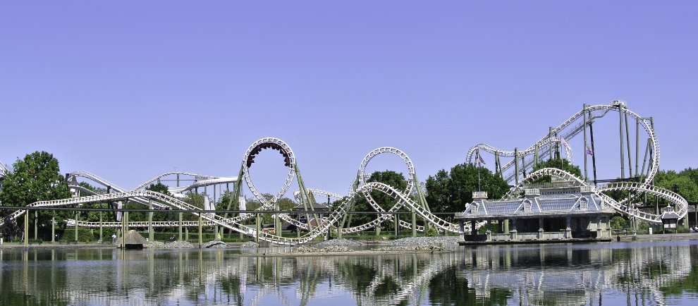 Panorama im Heide Park Resort (c) Christopher Hippe / ThemePark Central
