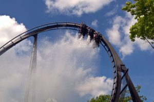 """Krake"" im Heide Park Resort (c) Christopher Hippe / ThemePark Central"