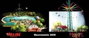"""So wird der komplette Themenbereich """"Festival City"""" aussehen (c) Walibi Rhone Alpes"""