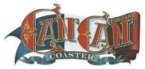 """""""Can Can Coaster"""" Logo (c) DPMA / Europa-Park"""