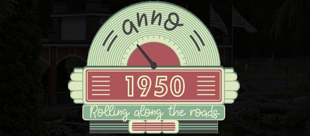 """Logo von """"Anno 1950"""" (c) Schwaben Park / ThemePark Central"""