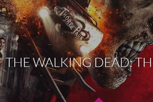 """The Walking Dead: The Ride"" (c) Thorpe Park Resort"