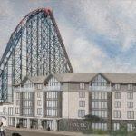 So soll das neue Hotel vom Blackpool Pleasure Beach aussehen (c) The Gazette